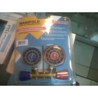 manifold robinair model 40153 ( r22-r134a)