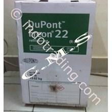 Freon Dupont Shanghai R22 13.62kg