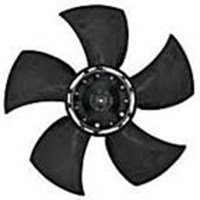 axial fan EbmPapst model A4E350-AN02-01