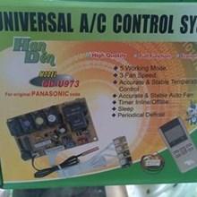 Remote kontrol AC universal dan modul merk Han Den