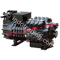 Compressor Semi Hermetic Tipe 4Stw-2000-Tfd (20Hp)