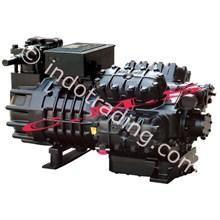 Compressor Semi Hermetic Tipe 6Sjh-4000-Tfd (40Hp)