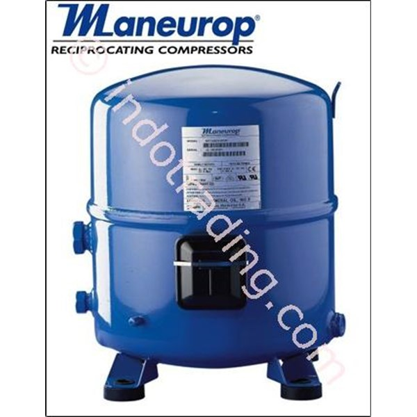 Compressor Maneurop Model Mt125hu4dve  10Pk