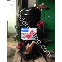 Compressor Copeland Tipe Zr144k3e-Tfd-522 (12.5Hp) 1