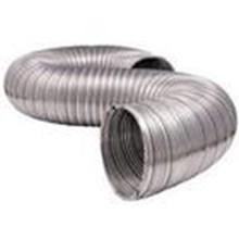 semi rigid alumunium ducting