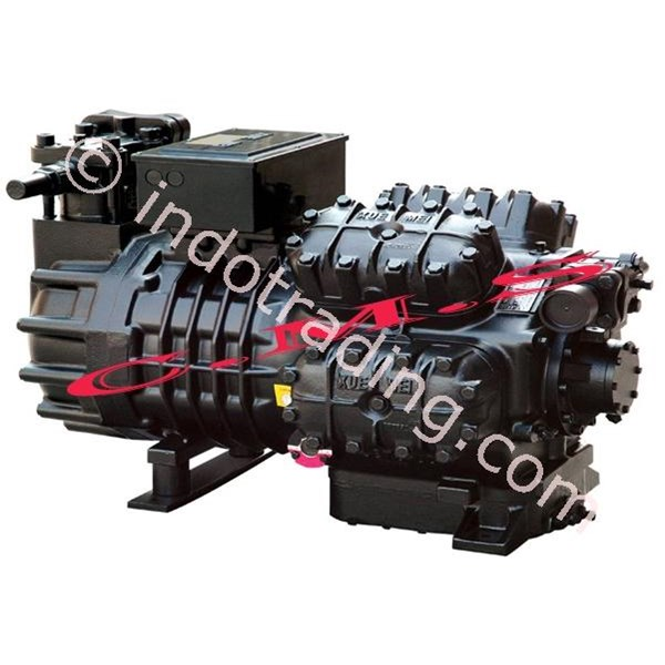Compressor Semi Hermetic Tipe 4Stw-2000-Tfd (20Hp)