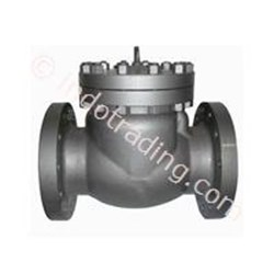 Swing Check Valve Ansi Class 600 By Global Prima Perkasa