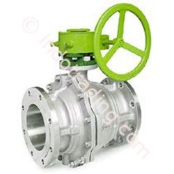 Cast Steel Floating Ball Valve Class 150 Full Bore By Global Prima Perkasa