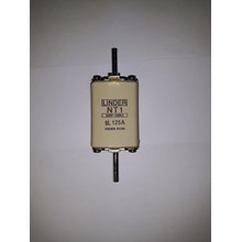 NH Fuse NT 1 125A