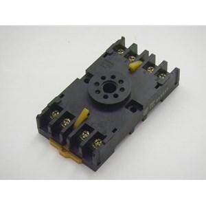 Socket Relay P2CF08 (G4Q)