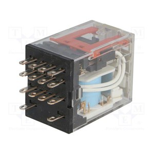 Relay MY4 24VAC/24VDC Omron