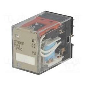 Relay MY4 12VAC/12VDC Omron