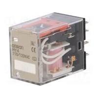 Relay MY4 110VAC/110VDC Omron 1