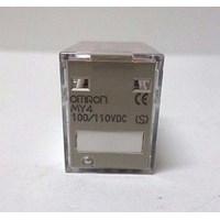 Jual Relay MY4 110VAC/110VDC Omron 2