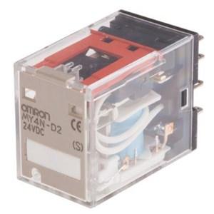 Relay MY4N 24VAC/24VDC Omron