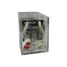 Relay LY2N 110VAC/110VDC Omron