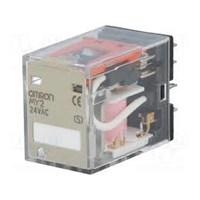 Relay MY2 24VAC/24VDC Omron 1
