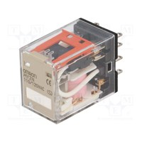 Relay MY2N 110VAC/110VDC Omron 1