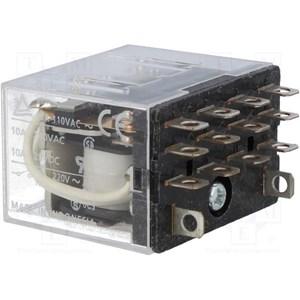 Relay LY4 110VAC/110VDC Omron