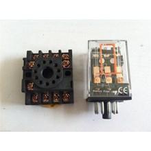 Relay MK3P-1 220VAC Omron