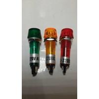 Pilot Lamp  PL-10001 10 mm Bulat 1