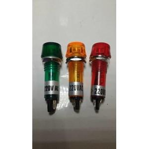 Pilot Lamp  PL-10001 10 mm Bulat