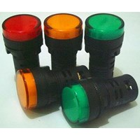 Pilot Lamp LED AD22-22mm Bulat 1