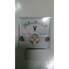 Volt Meter SA80 300 AC/DC