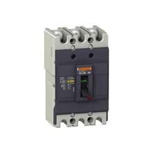 EasyPact/MCCB/Breker EZC100B 60A EZC100B3060 Schneider