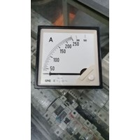 Amper Meter 96x96 GAE Clamp Meter