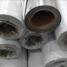 Aluminium Foil SS Woven