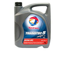 Oli Total transtec 5 80w 90