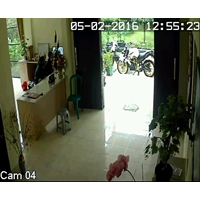 Kamera CCTV AHD IR Dome 1
