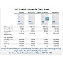 Hid 1326 Proxcard Ii Card