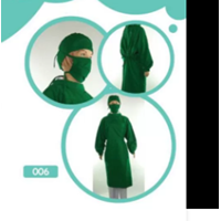 Doctor's Operation Cloth 006