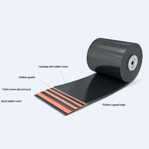 Conveyor Belt Polyester Polyamide