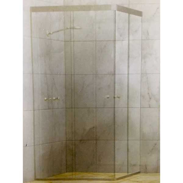 Kaca Shower Box
