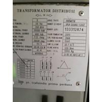 Jual Trafo Distribusi / Transformator