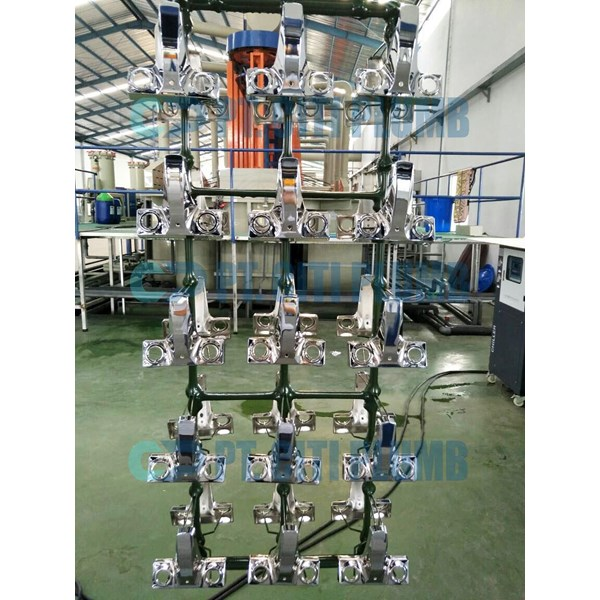 Sell Chrome Plating Service For Abs Plastic
