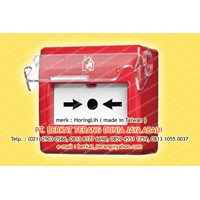 ADDRESSABLE MANUAL CALL POINT HORING LIH Type QA0817 1