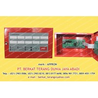 APPRON ANNUNCIATOR PANEL 10 ZONE 1