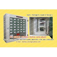 HORING LIH CONVENTIONAL ANNUCIATOR PANEL 30 ZONE 1