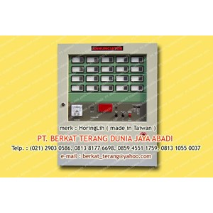 HORING LIH CONVENTIONAL ANNUNCIATOR PANEL 20 ZONE