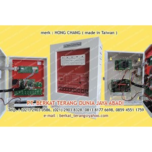 HONG CHANG MCFA PANEL 5 Zone METAL CASE