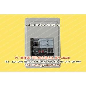 NITTAN MASTER CONTROL PANEL 2PDI-10L