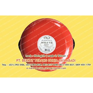 Horinglih Alarm Bell Size 4 Inch Type NQ 418