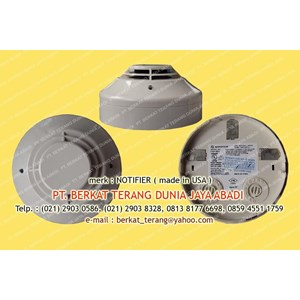 NOTIFIER PHOTOELECTRIC SMOKE DETECTOR