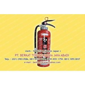 YAMATO ABC DRY POWDER FIRE EXTINGUISHER 4 Setengah KG