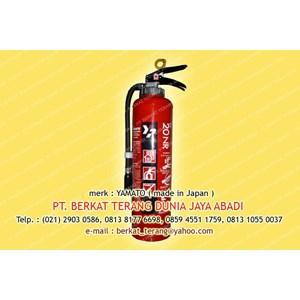 YAMATO ABC DRY POWDER FIRE EXTINGUISHER 6 KG