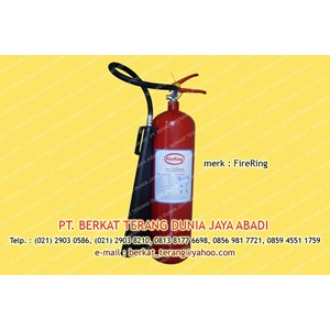 FIRE EXTINGUISHER CO2 6 Koma 8 KG